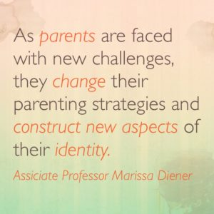 Quote from Associate Professor Marissa Diener